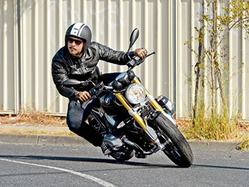 Motorcycle road test: BMW R Nine T