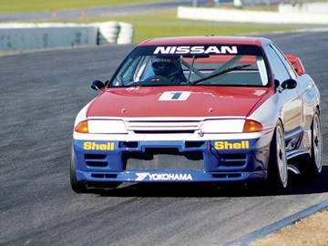 Nissan R32 GT-R Review