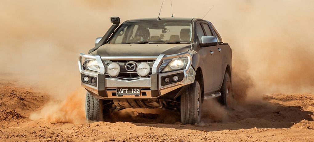 Mazda BT-50 XTR long-term test: Part 1