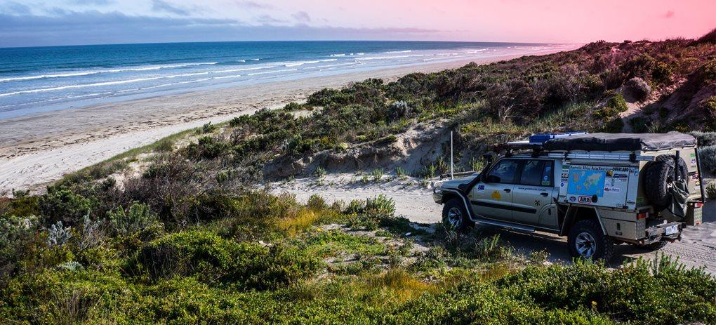 Coorong: South Australia