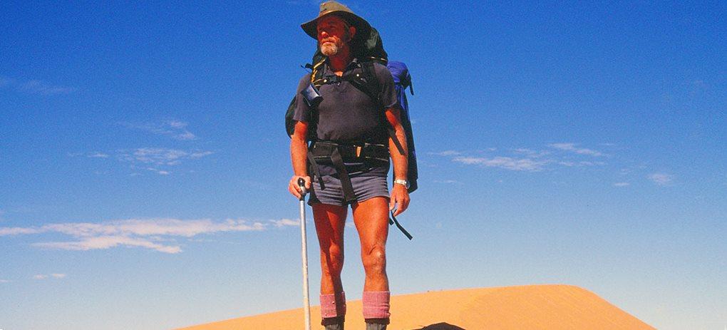 History: Outback Adventurer Denis Bartell