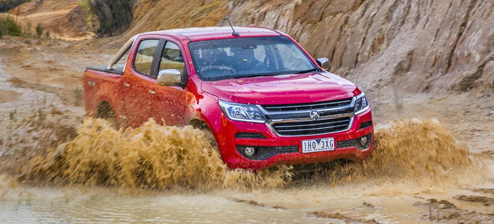 Holden Colorado MY17: First drive
