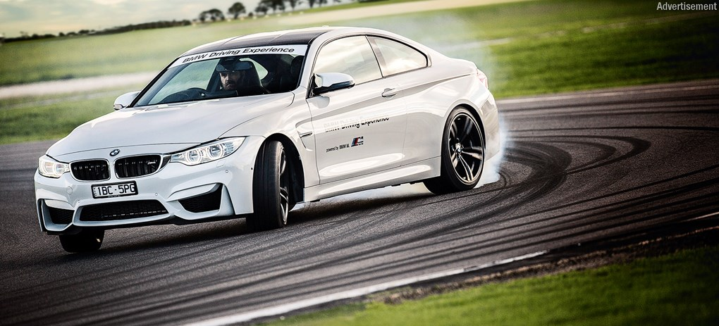 BRING YOUR M GAME AT THE BMW M DRIVE DAY