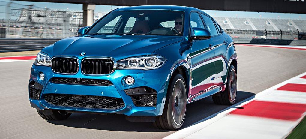 BMW X5 X6 M