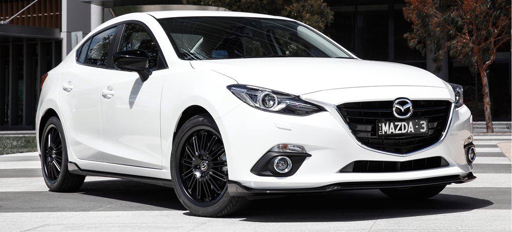 Mazda 3 SP25 review