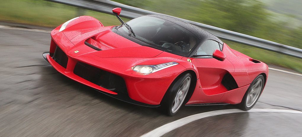 Ferrari LaFerrari review