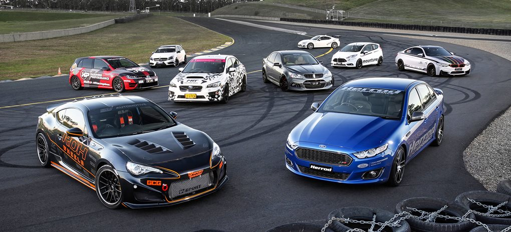 Hot Tuner 2015: The Cars