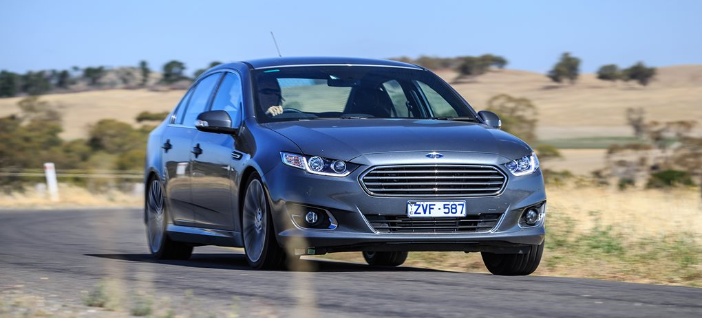 Ford G6E Turbo review