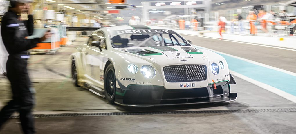 Bentley and The Rise of GT3 Racing