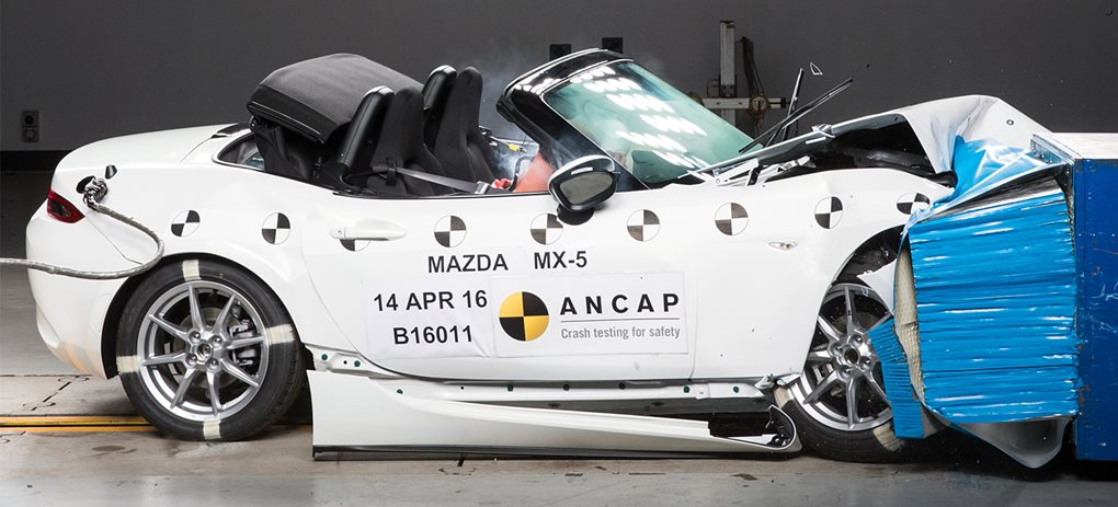 Opinion: Why you should crash your car