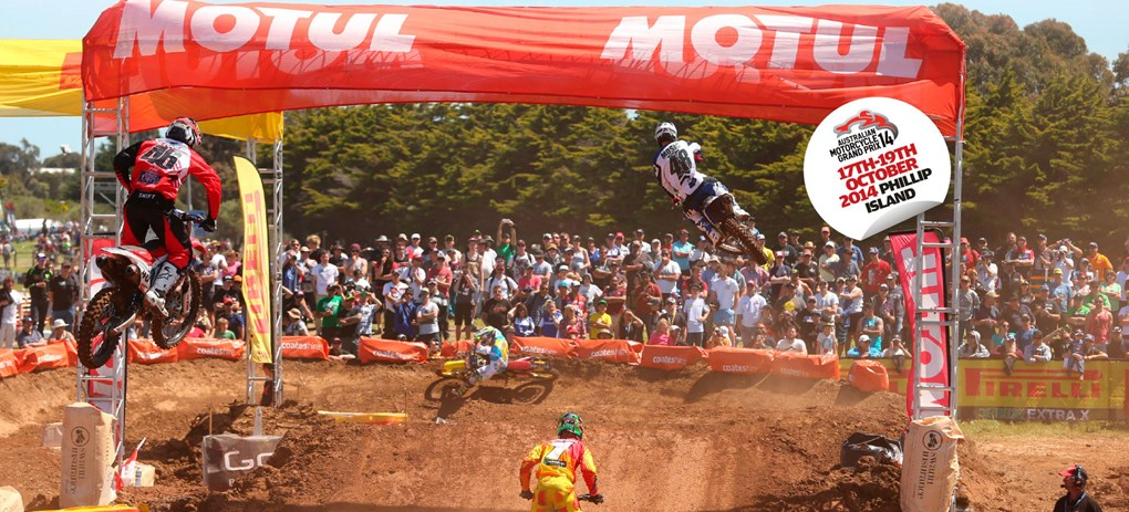 Win a Supercross Holiday