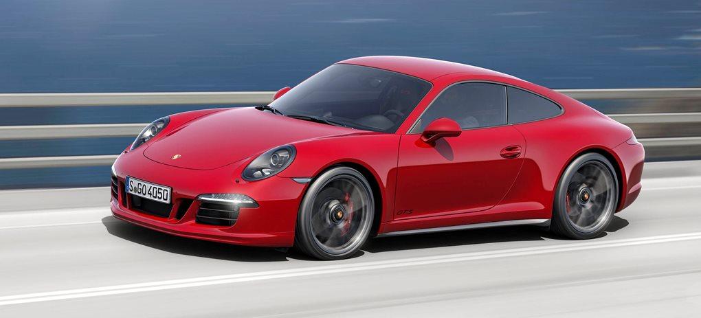 2015 Porsche 911 GTS Coupe