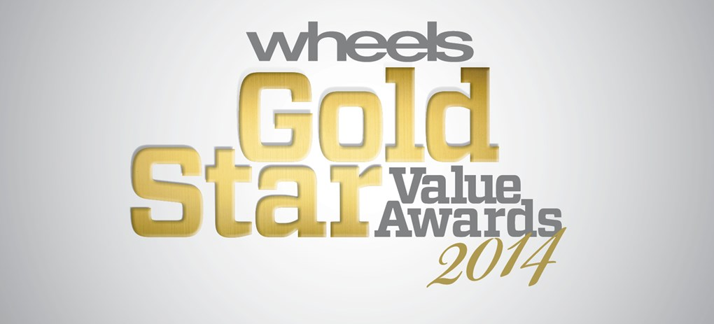 Wheels Gold Star Value Awards 2014