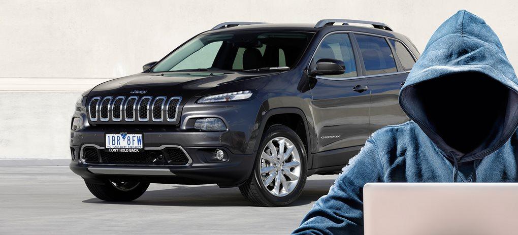 Jeep Cherokee hacked