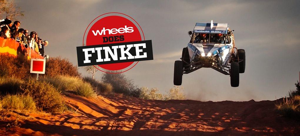 Finke Desert Race 2016