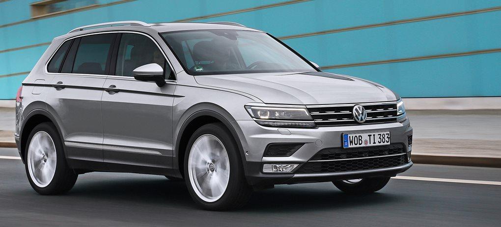 Volkswagen particulate filter petrol engine