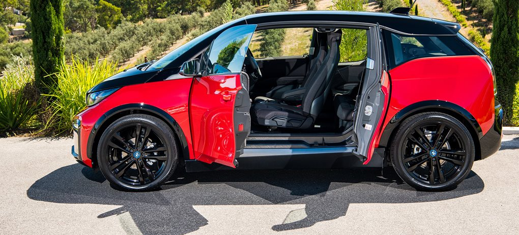BMW i3S brings its quirky electric goodness to Australia