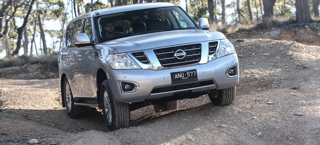 2018 Nissan Patrol review