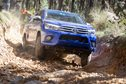 2016 Toyota Hilux: off-road test