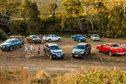 Ford Ranger vs Holden Colorado vs Isuzu D-Max vs Mazda BT-50 vs Mitsubishi Triton vs Nissan Navara vs Toyota Hilux vs Volkswagen Amarok