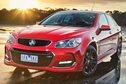 Holden unveils Commodore VF Series II