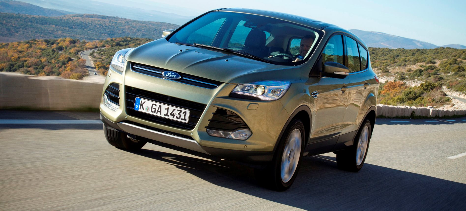 2015 ford kuga review wheels. Black Bedroom Furniture Sets. Home Design Ideas