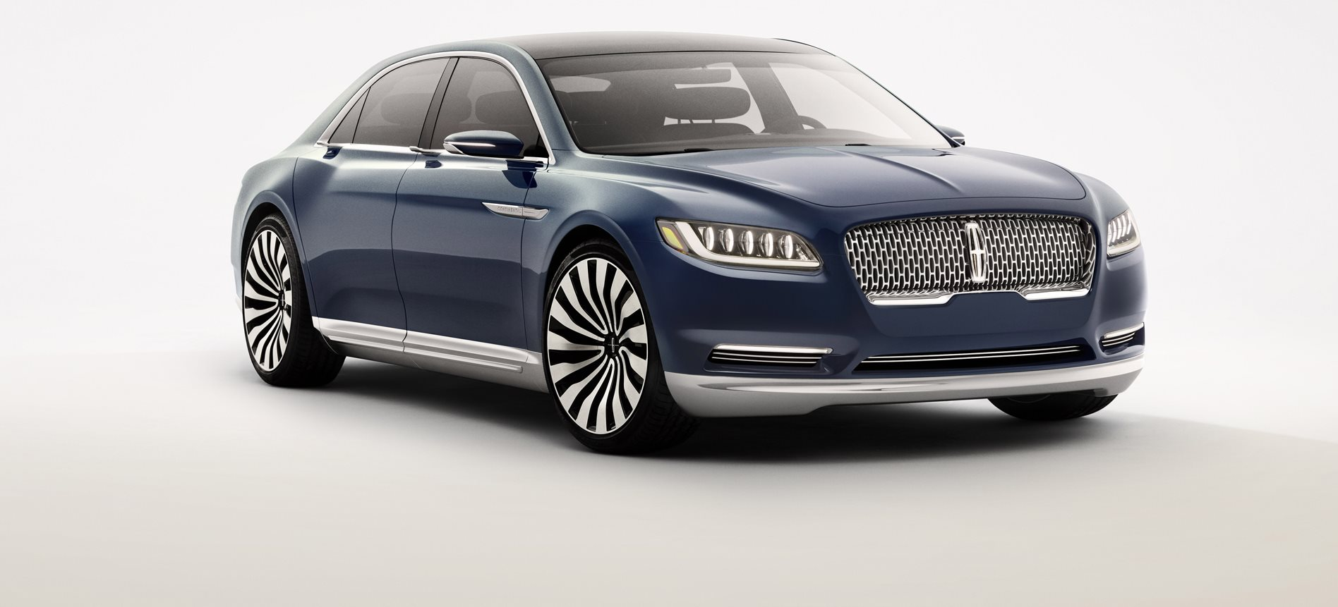 2015 new york motor show lincoln continental ruled out. Black Bedroom Furniture Sets. Home Design Ideas