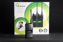 how to turn on oricom uhf