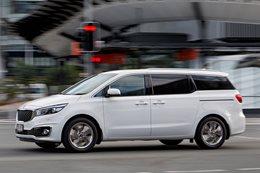 Kia Carnival review test drive