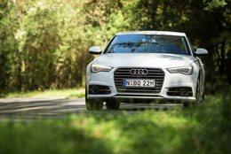 Audi A6 1.8 TFSI review test drive