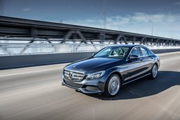 Mercedes-Benz C350e review test drive