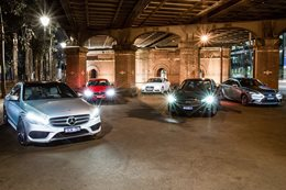 BMW 3 Series v Audi A4 v Infinit Q50 v Lexus IS v Mercedes C-Class comparison review