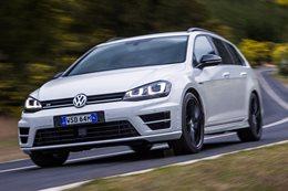 2015 Volkswagen Golf R wagon Wolfsburg Edition review