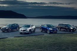Mazda CX-5 v Hyundai Tucson v Ford Kuga v Subaru Forester comparison review