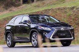 2016 Lexus RX 200t review