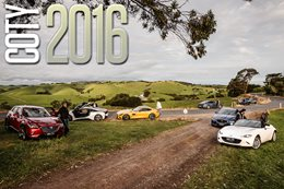 Wheels Car of the Year 2016 finalists