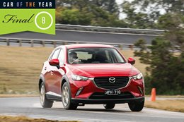 2016 Wheels Car of the Year finalist: Mazda CX-3