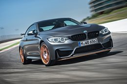 2016 BMW M4 GTS review