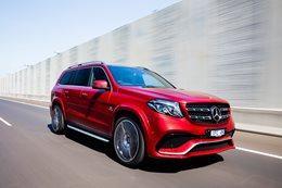 2016 Mercedes-Benz GLS review