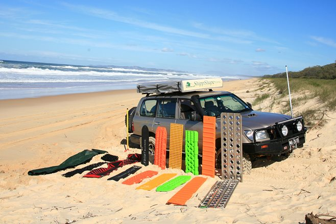 Recovery Boards Comparison 4x4 Australia