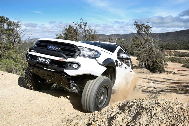 FORD'S PX Ranger has been a welcome addition to the one-tonne 4x4 ...