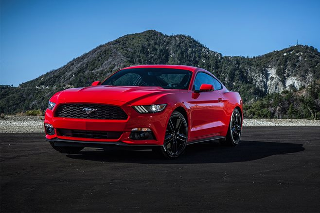 Elegant 2015 Ford Mustang Review