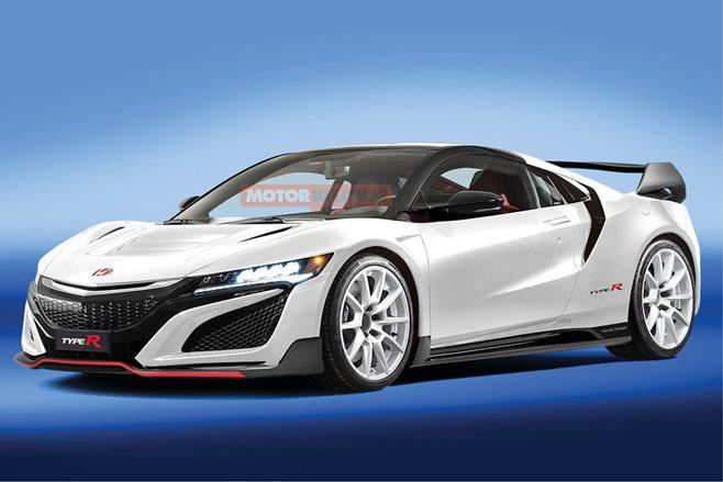 Honda considering NSX ...
