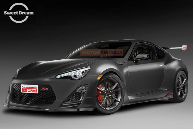 Sweet Dream Toyota 86 Rz Motor