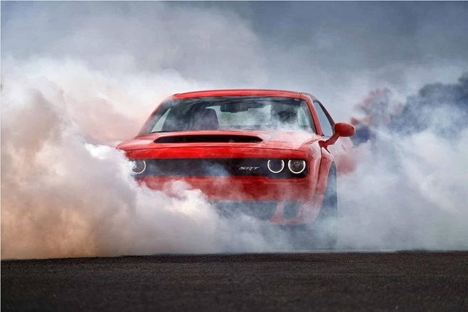 Dodge Challenger SRT Demon priced at $86090
