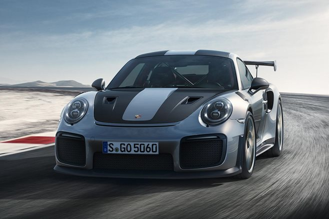 Porsche 911 GT2 RS Revealed At Goodwood