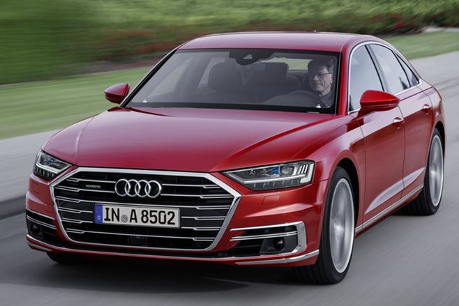 Audi's self-driving luxury sedan is ready to hit the market