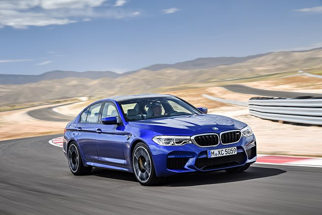 Frankfurt Motor Show 2017: BMW to unleash all-new M5 super saloon