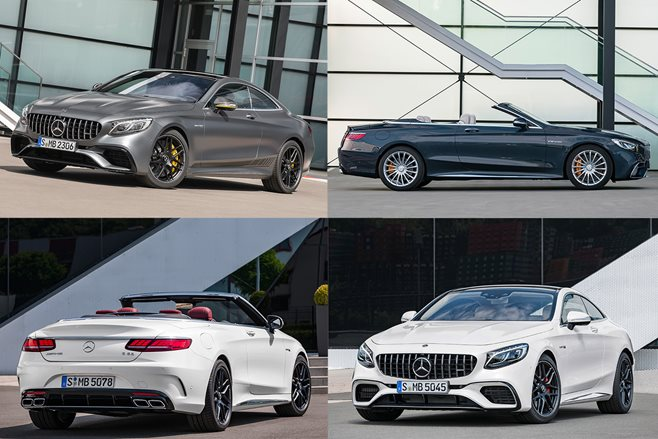 Mercedes S-Class Cabriolet Introduced Officially
