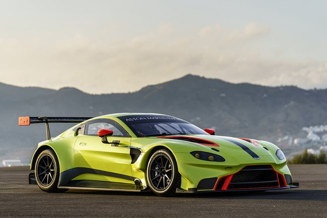 New 2018 Aston Martin Racing Vantage GTE